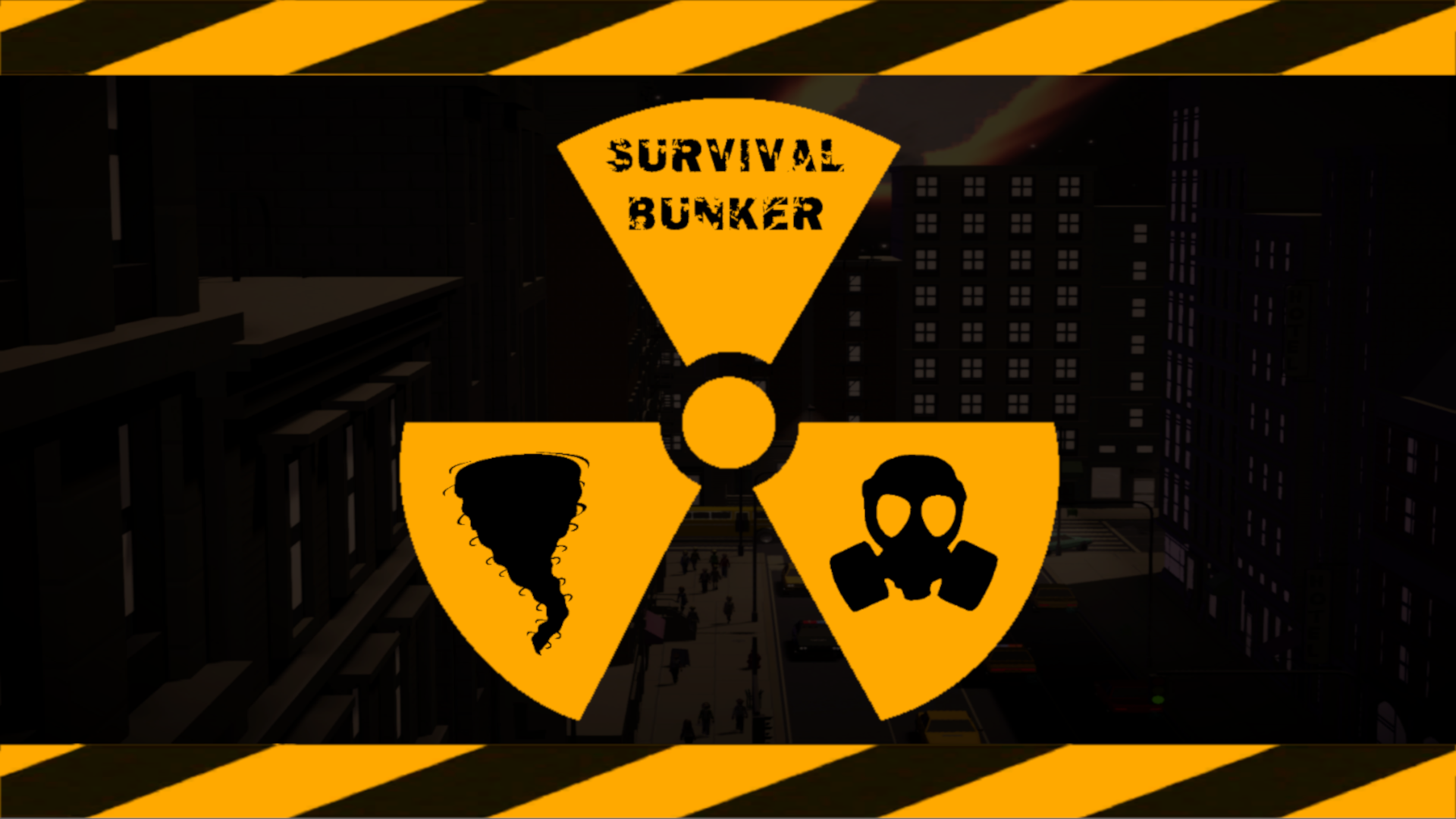 Logo Survival bunker HD